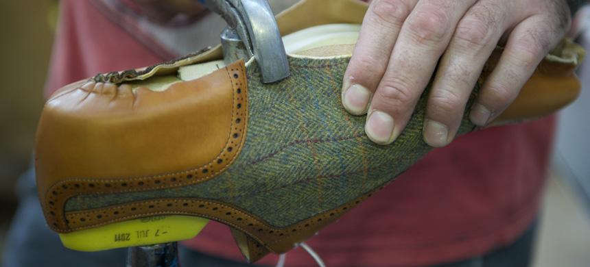 Barker Factory Shoe Repairs