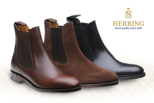 Herring Coltham - transition from Winter to Spring in style