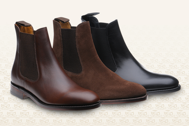 Herring Coltham - the ideal winter boot