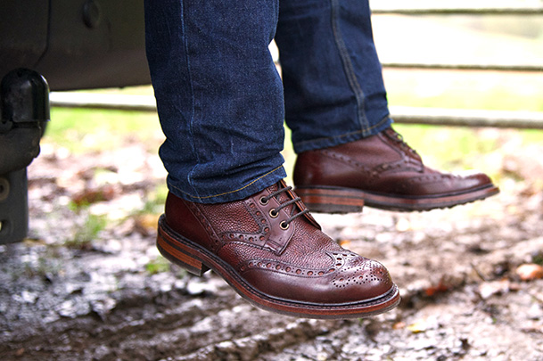 Gorgeous Coniston boot with rubber sole