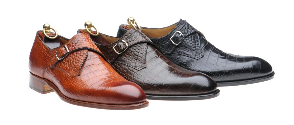 Stunning Crocodile shoes