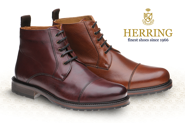 Herring Munich boot only £125