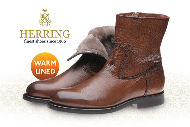 Stockholm warm lined boot £220