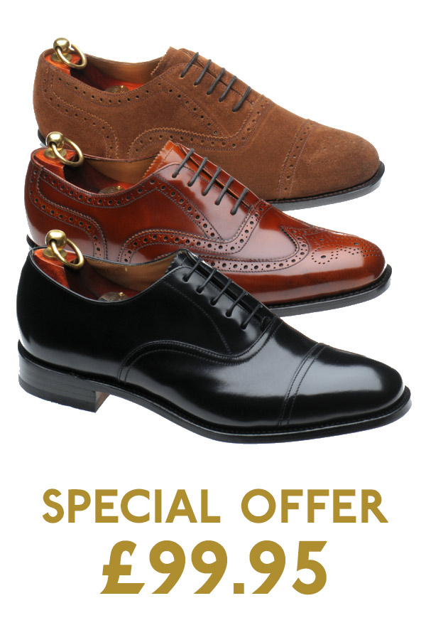 Special offer Goodyear welted shoes