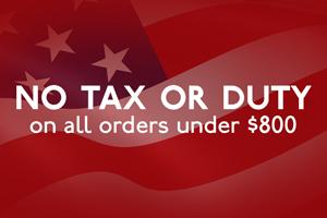 USA duty free shopping
