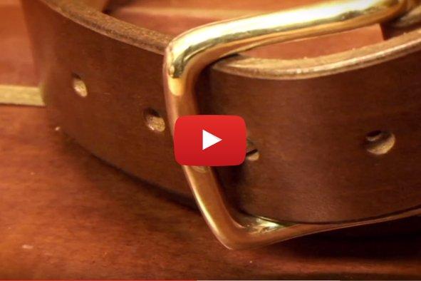 Oak Bark Belt
