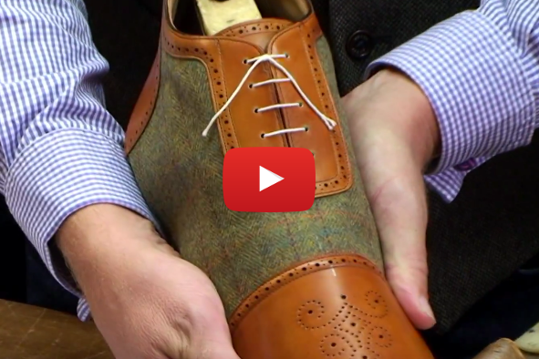 How our shoes are made