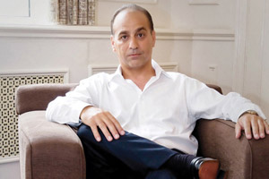 Profile of Theo Paphitis