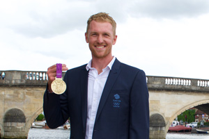 Profile of Alex Gregory MBE