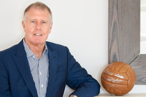 Profile of Sir Geoff Hurst MBE