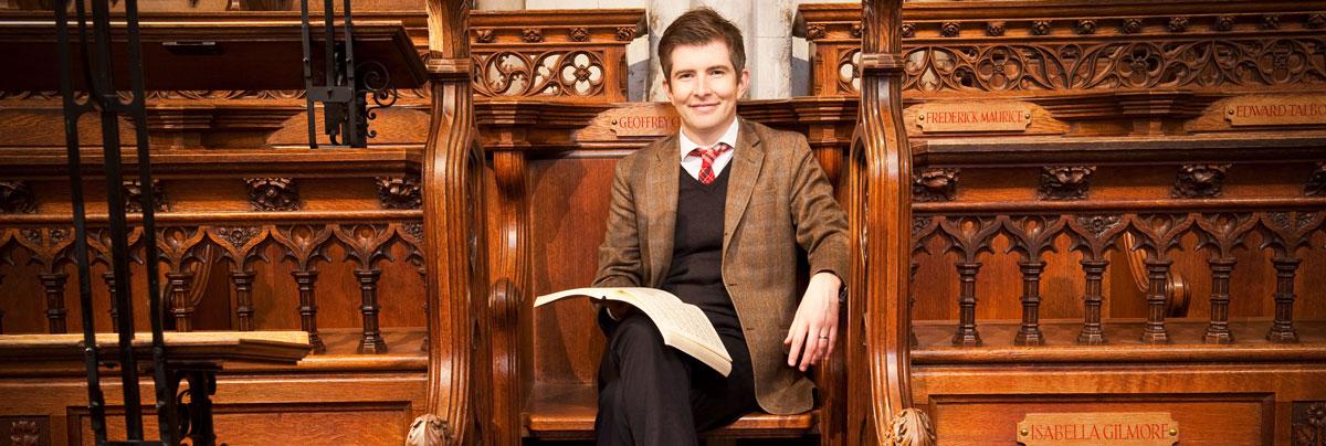 Gareth Malone OBE
